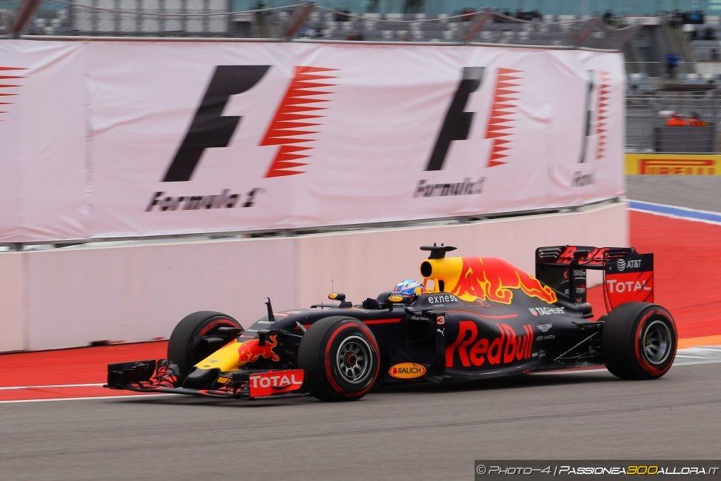GP Russia 2016 | Red Bull, Ricciardo
