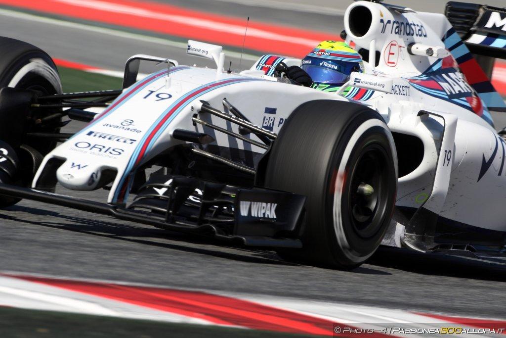 GP Spagna 2016 | Massa, Williams