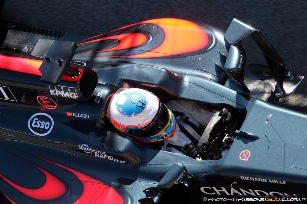 GP Spagna 2016 | Alonso, Mclaren