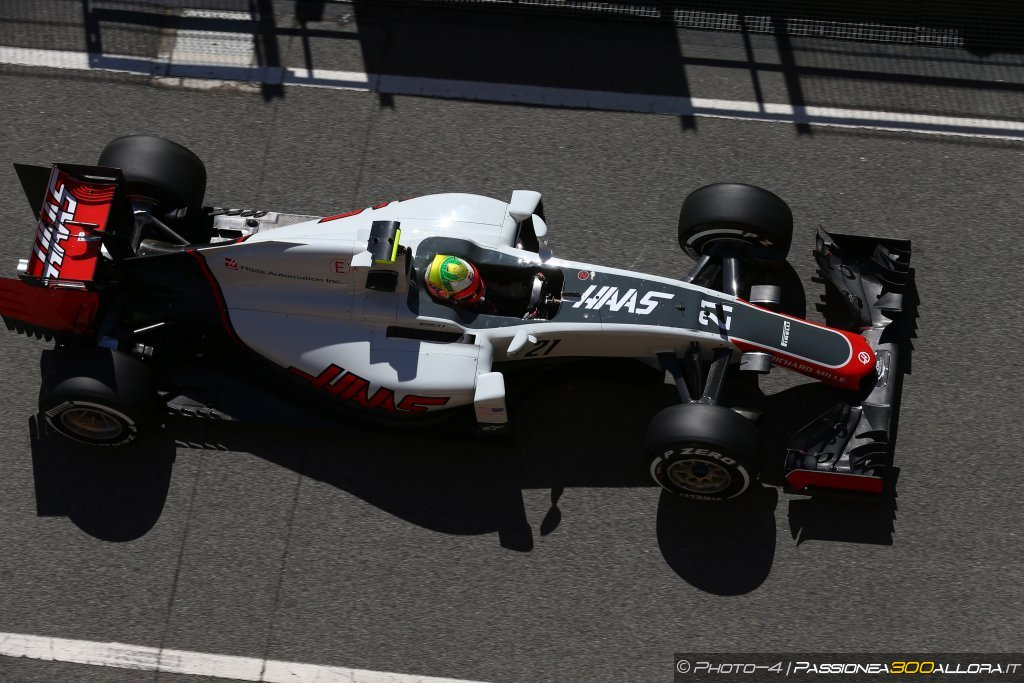 GP Spagna 2016 | Gutierrez, Haas
