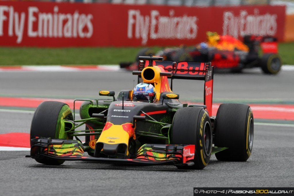 GP Spagna 2016 | Ricciardo, Red Bull