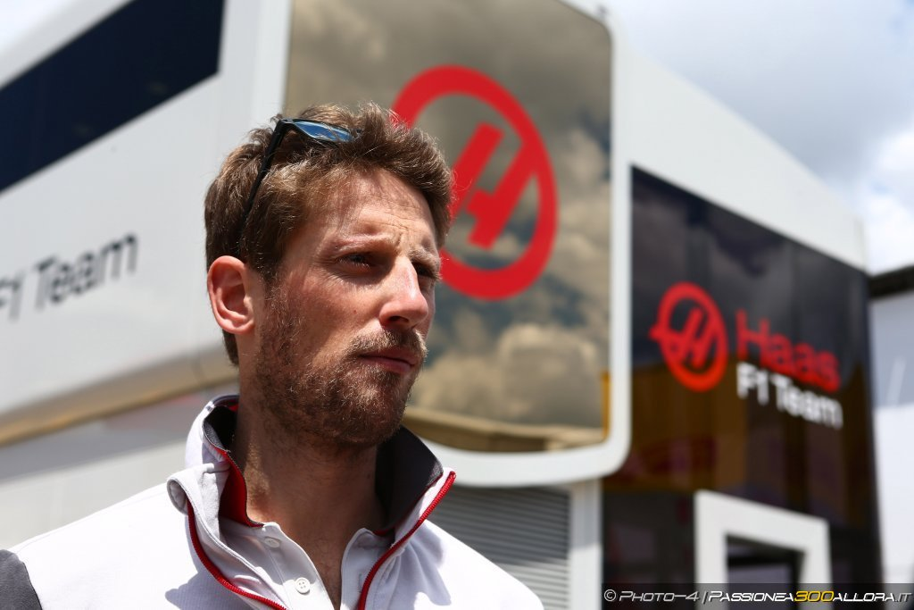 GP Spagna 2016 | Grosjean, Haas