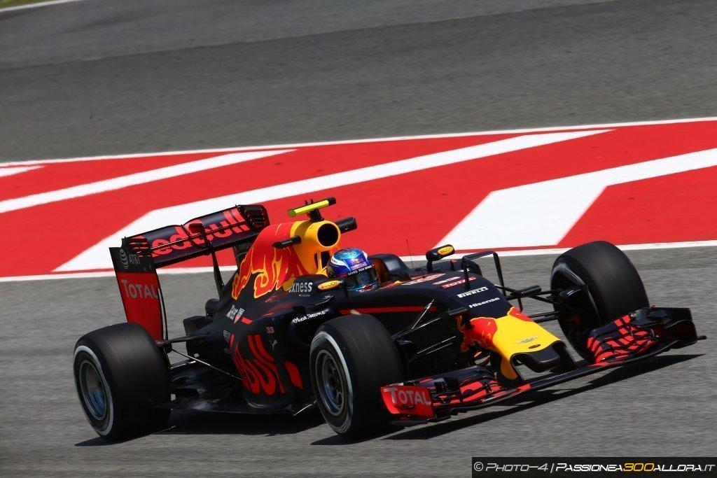 GP Spagna 2016 | Verstappen, Red Bull