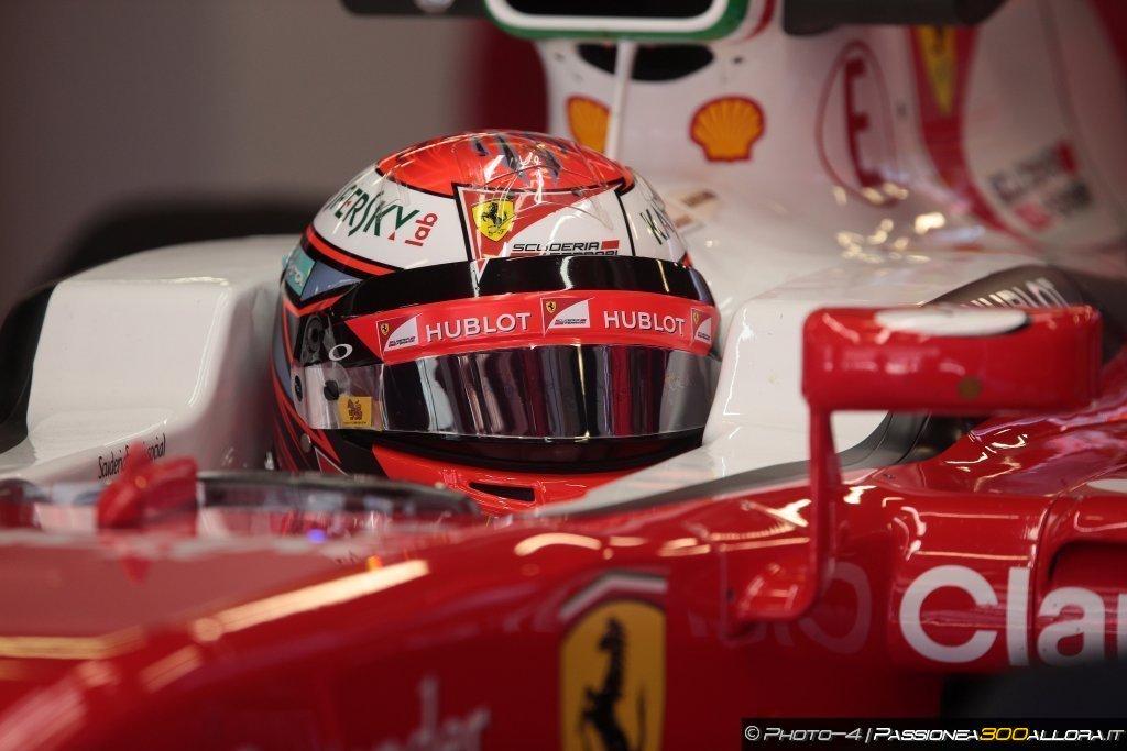 GP Spagna 2016 | Raikkonen, Ferrari