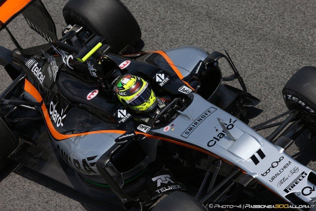 GP Spagna 2016 | Perez, Force India