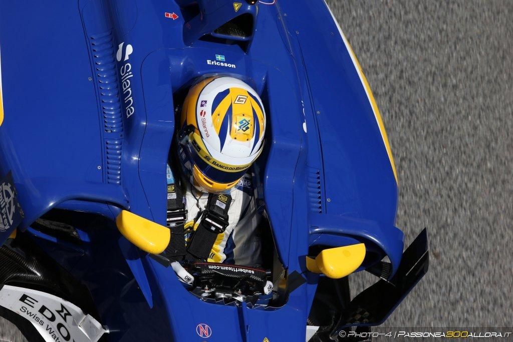 GP Spagna 2016 | Ericsson, Sauber