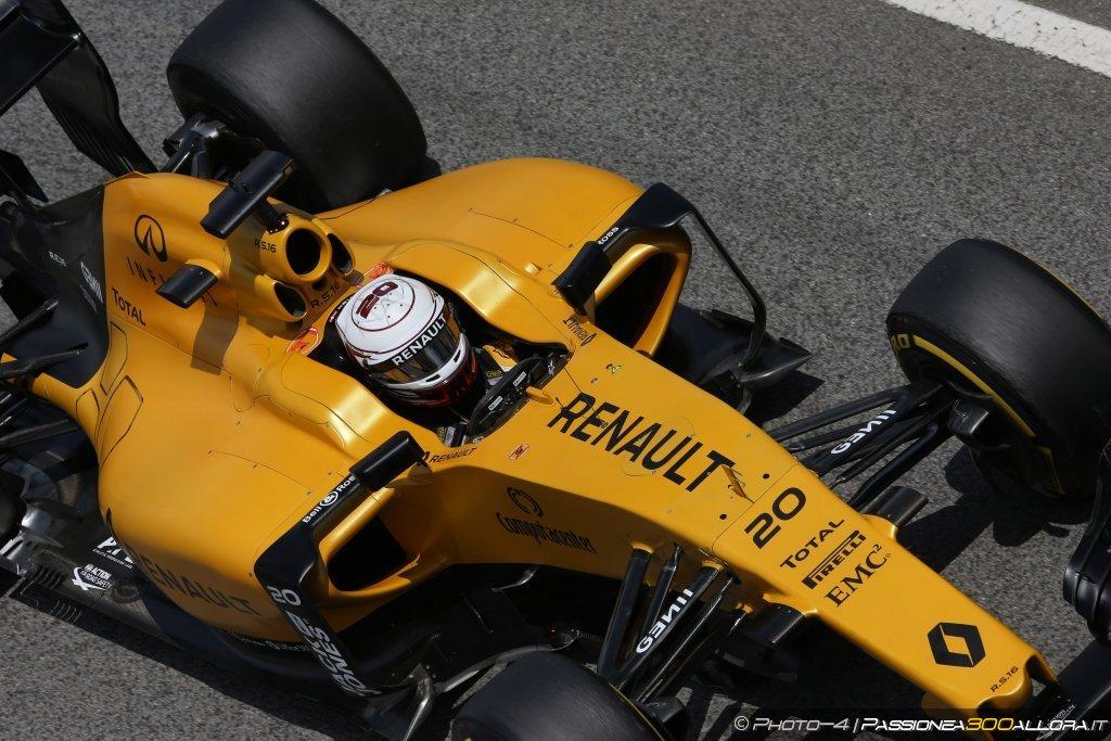 GP Spagna 2016 | Magnussen, Renault