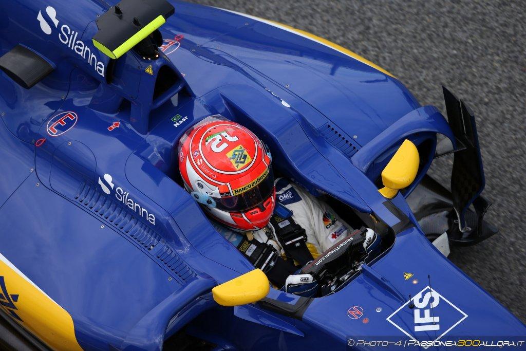 GP Spagna 2016 | Nasr, Sauber