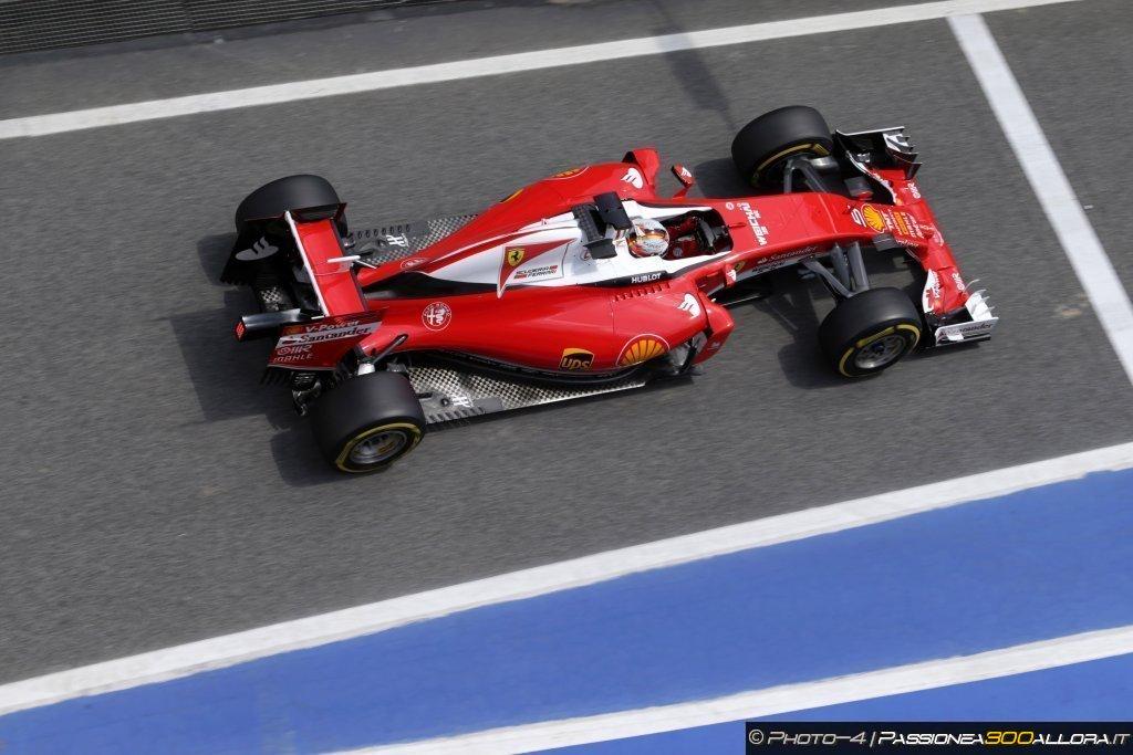 GP Spagna 2016 | Vettel, Ferrari