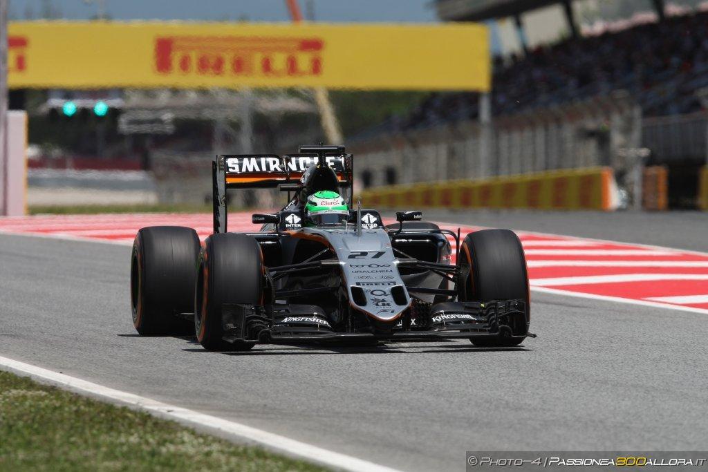GP Spagna 2016 | Hulkenberg, Force India