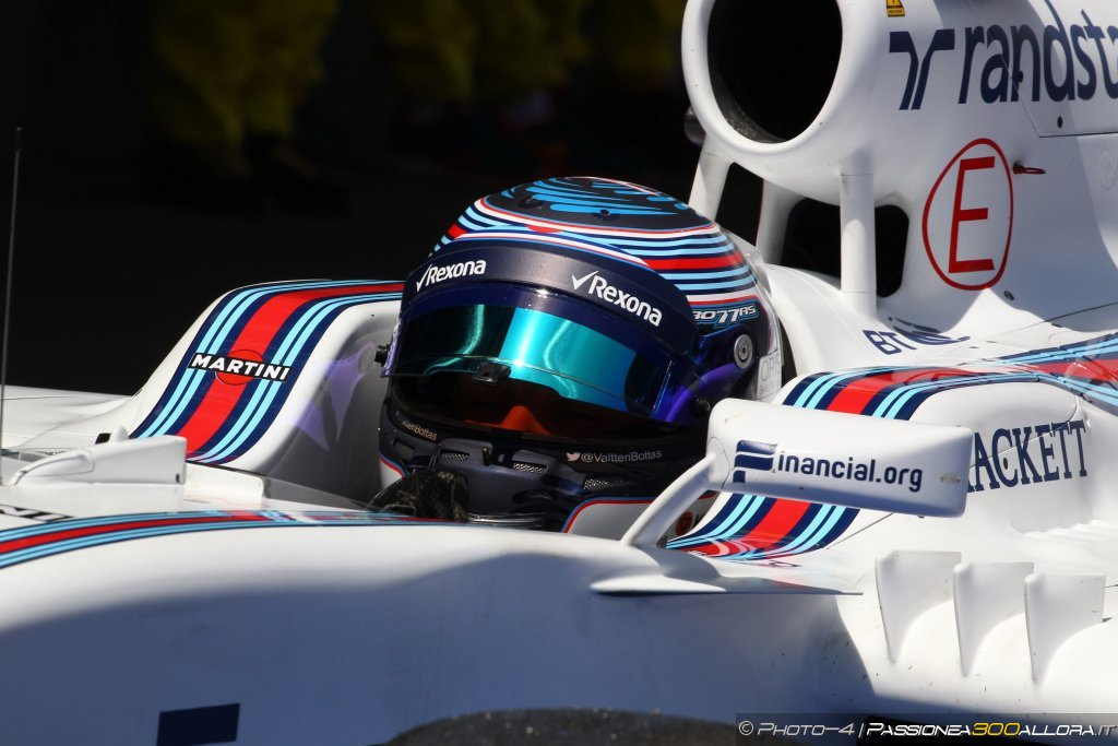 GP Spagna 2016 | Bottas, Williams