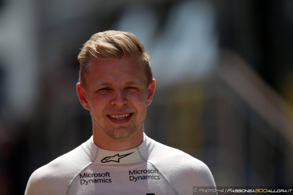 GP Spagna 2016 | Magnussen