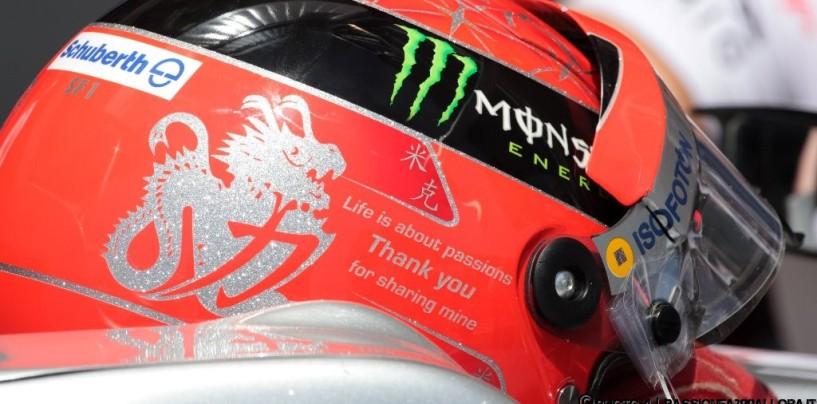 Nota dell'ospedale di Grenoble: Schumacher in condizioni critiche
