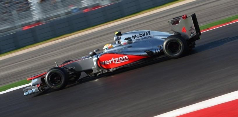GP Stati Uniti: vince Hamilton davanti a Vettel e Alonso