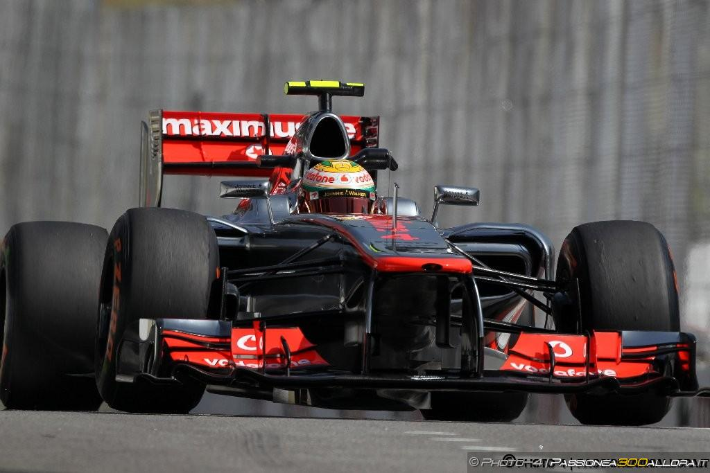 Qualifiche ad Interlagos: Hamilton in Pole davanti a Button e Webber