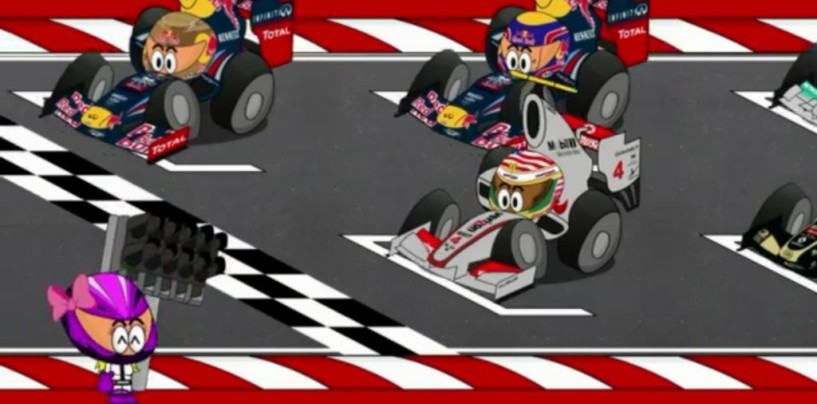 Minidrivers: GP USA 2012