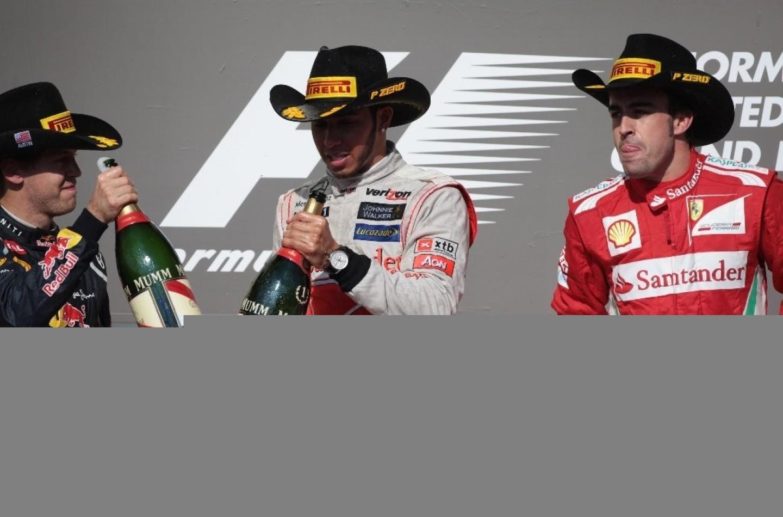 Pagelle del GP degli Stati Uniti 2012