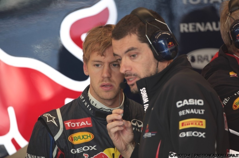 Libere 3 ad Austin: Vettel ancora davanti, rebus gomme per le qualifiche