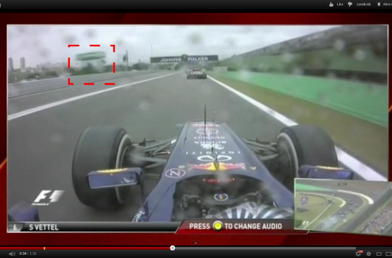 Il mistero delle bandiere gialle nei sorpassi di Vettel