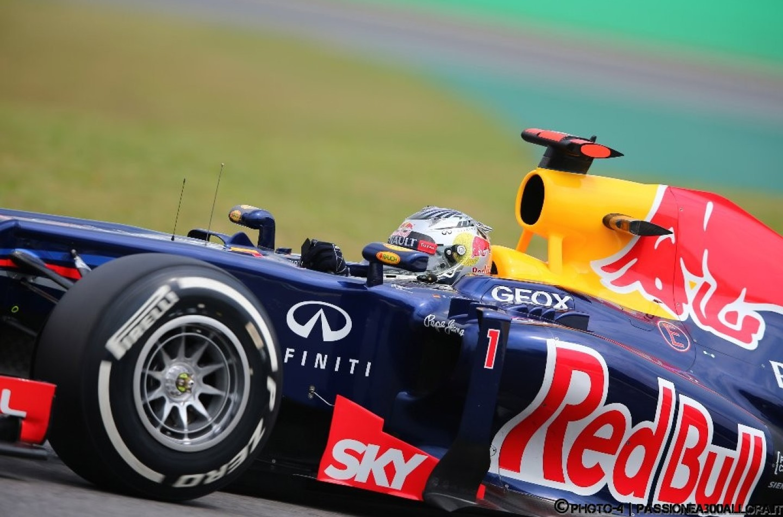 GP del Brasile: Sebastian Vettel Campione del Mondo 2012