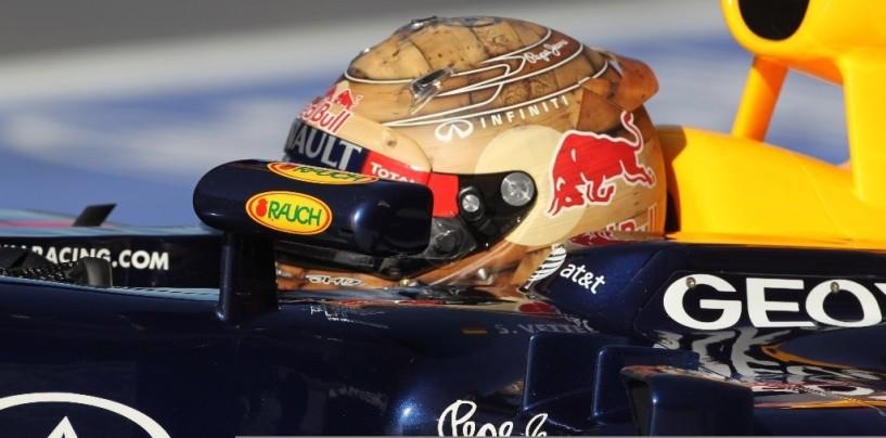Qualifiche ad Austin: Vettel conquista la Pole davanti a Hamilton e Webber