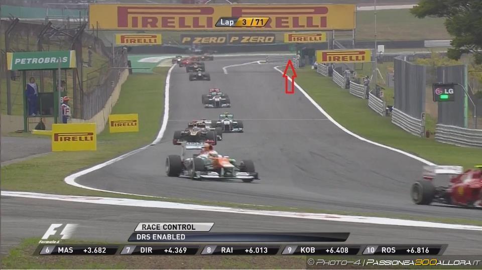 Il mistero delle bandiere gialle nei sorpassi di Vettel 1
