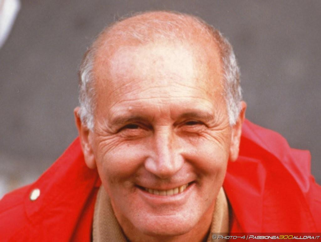 Ferrari, la parola ad Antonio Ghini