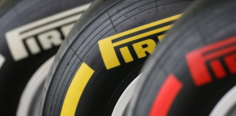 F1 | I set Pirelli scelti dai piloti per il Gran Premio della Cina