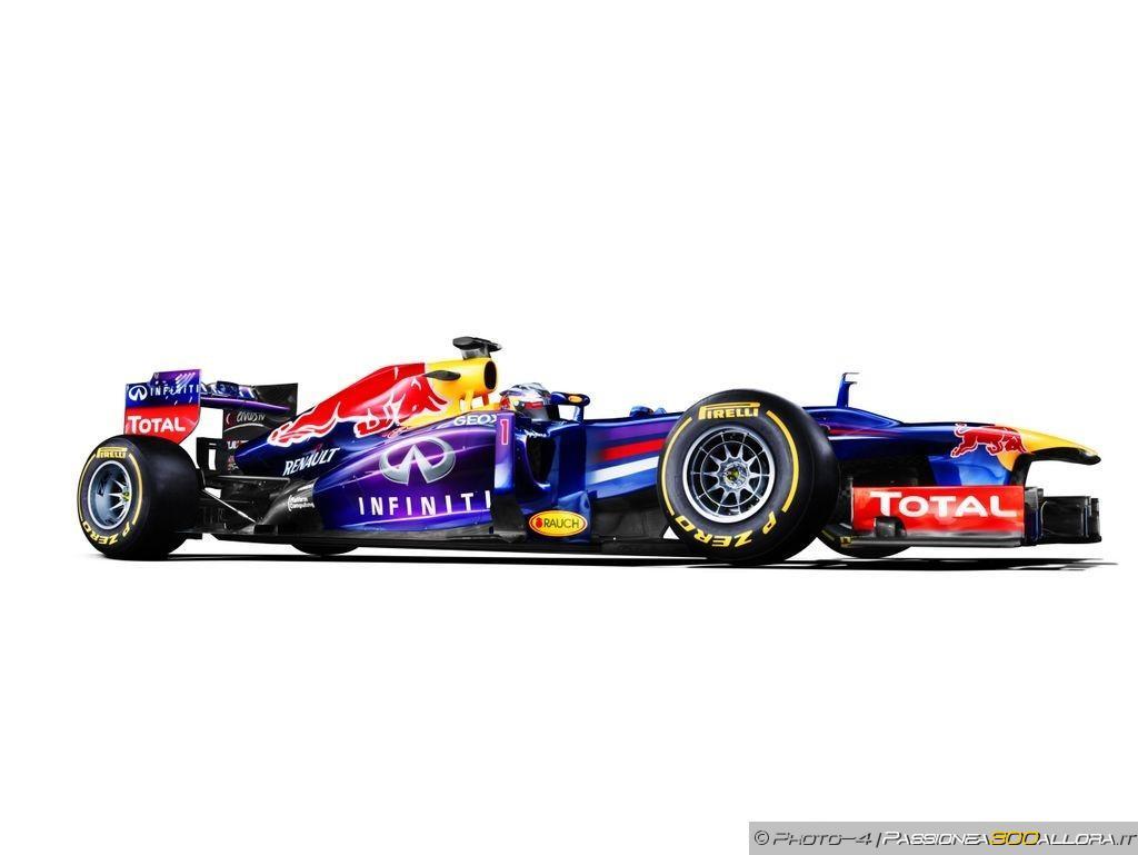 E' nata la Red Bull RB9. Con ancora qualche mistero.