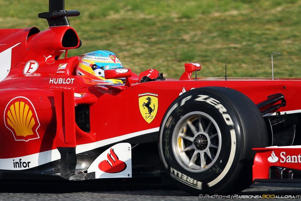 Barcellona, test day 3: Alonso davanti a tutti