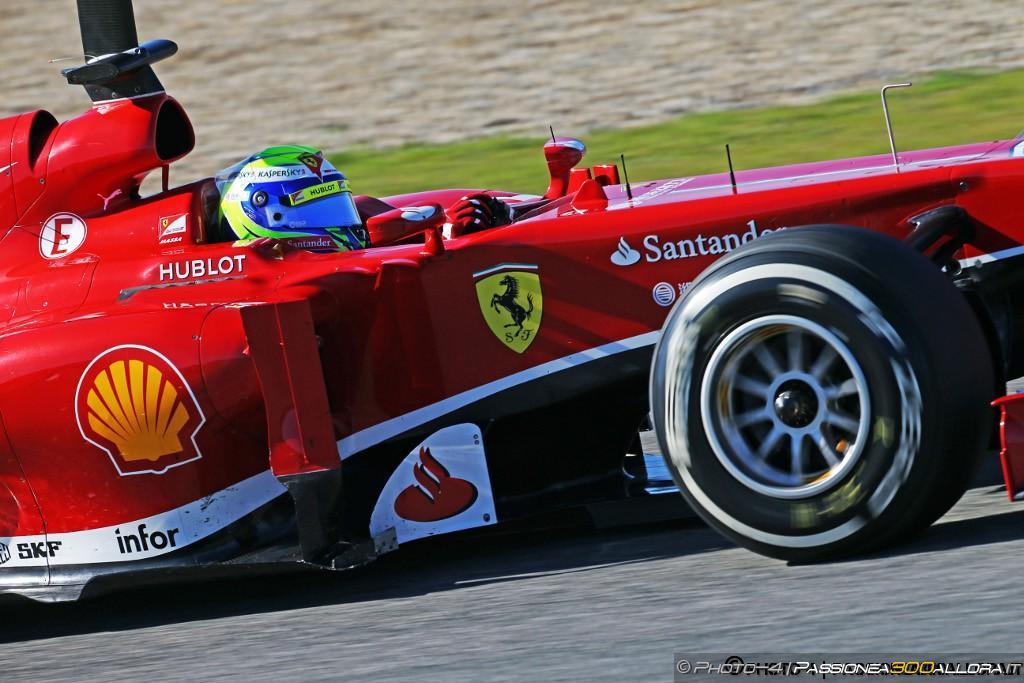 Jerez, test day 3. Spunto Felipe, recupero Mercedes, minicaos gomme