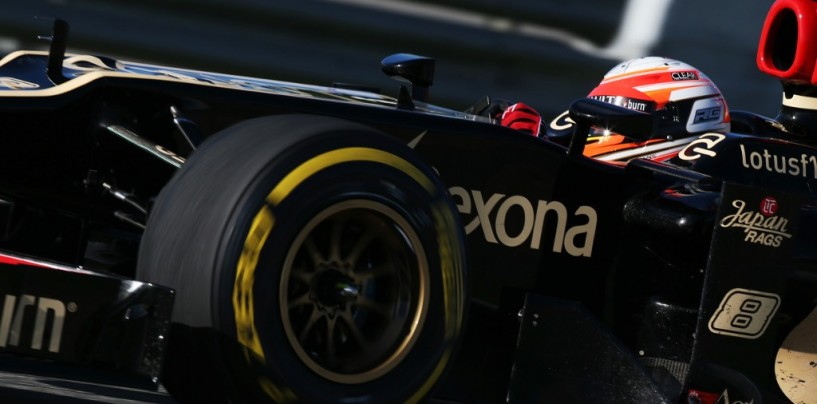 Jerez, test day 2: Lotus ok, allarme Mercedes