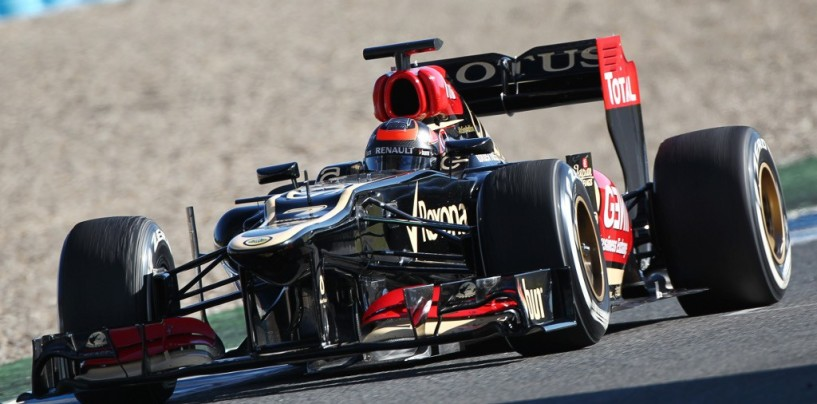 Jerez, test day 4: Lotus ok, Mercedes stakanovista