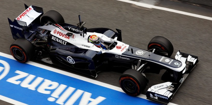 Williams-Renault FW35, svelata l'ultima monoposto 2013
