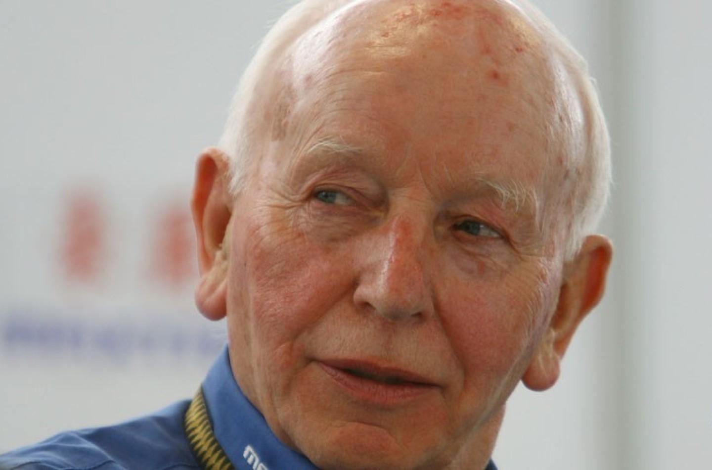 John Surtees premiato con il Trofeo Henry Segrave