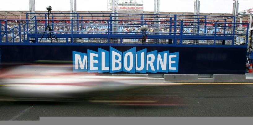 F1 | Gran Premio d'Australia: la griglia di partenza