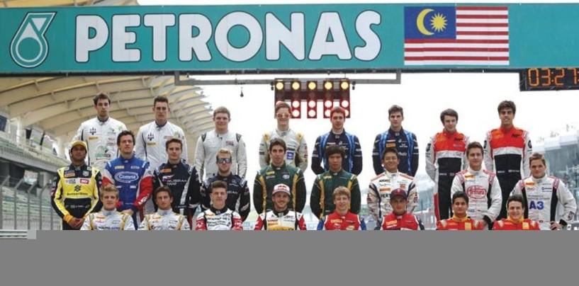 Anteprima della stagione GP2 2013