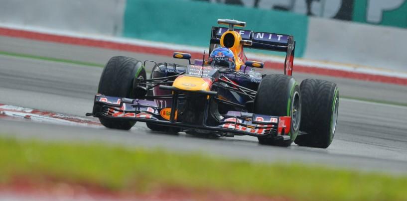 Sebastian Vettel vince il GP della Malesia 2013