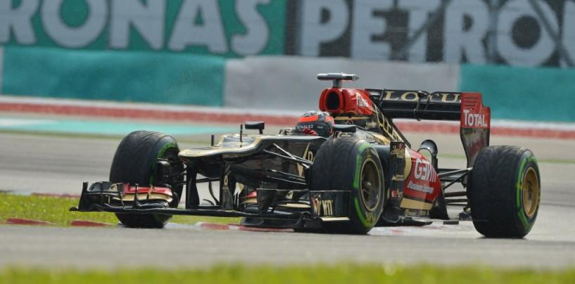 Malesia 2013: Lotus, un passo indietro.