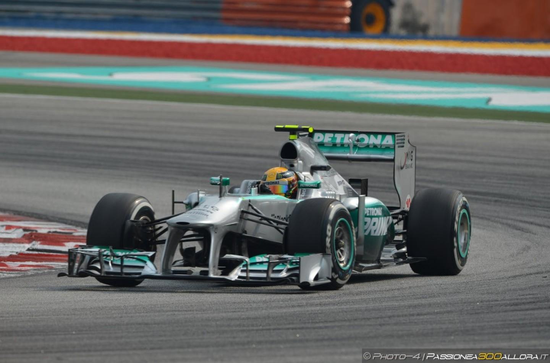 Malesia 2013: Mercedes ok, ma quanto durerà?
