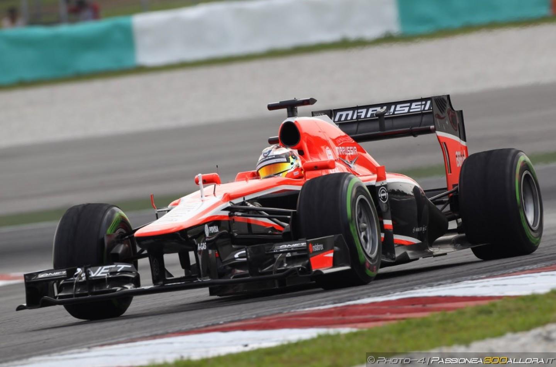 Comunicato della Marussia riguardo Jules Bianchi