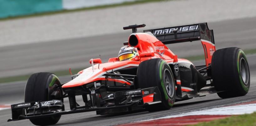 Bianchi e la Marussia le vere sorprese di inizio anno