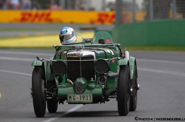 Le 10 Pillole del GP d'Australia 2013