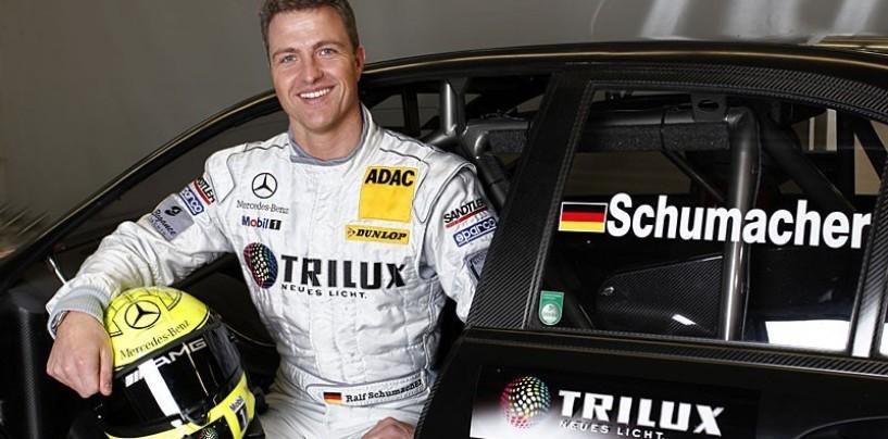 Ralf Schumacher si ritira dalle corse