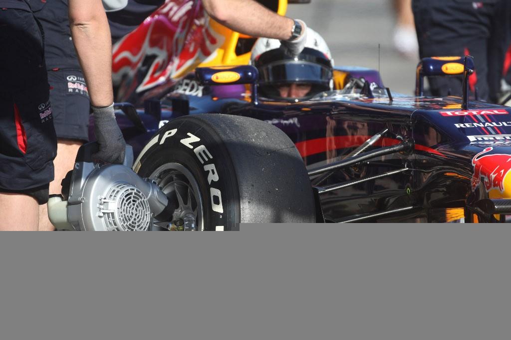Australia 2013: Red Bull frizzante in prova, sgasata in gara