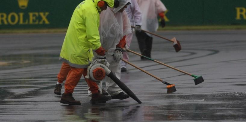 Melbourne. Pioggia e vergogna, la Fia non impara mai