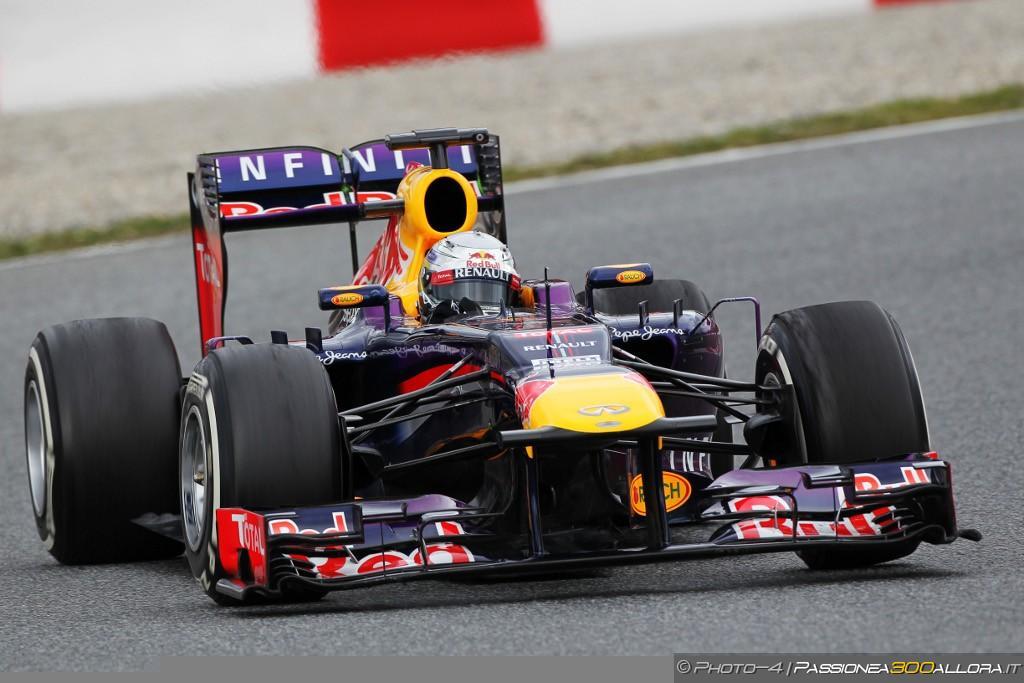 Libere 1 a Melbourne, comanda Vettel