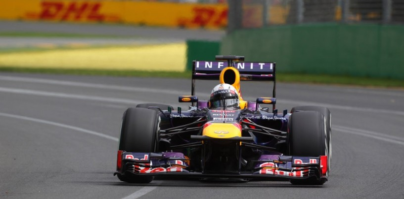 Libere 2 a Melbourne, davanti il duo Red Bull