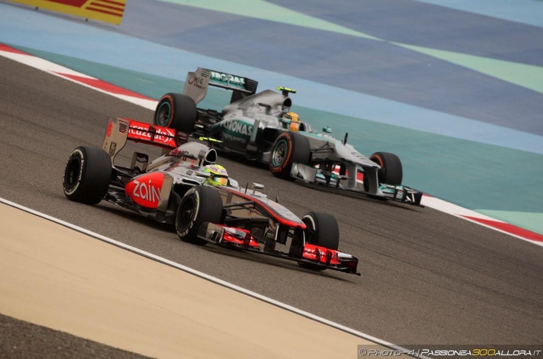 Mclaren e Mercedes con nuovi colori nel 2015?