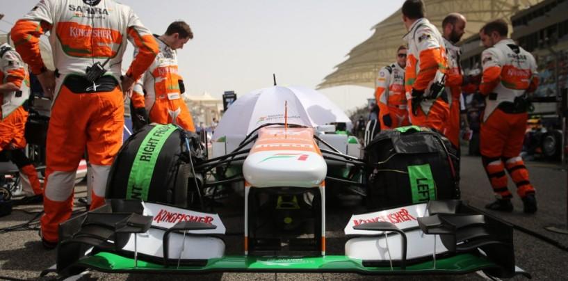 Jose Cuervo nuovo sponsor per la Force India